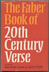 image of The Faber Book of Twentieth Century Verse