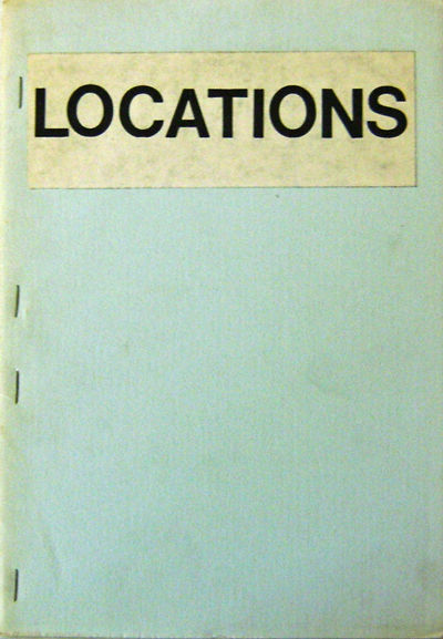 New York: Out There Press, 1984. First edition. Paperback. Very Good. Scarce book of prose pieces. O...