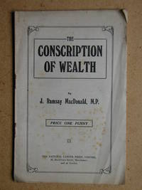The Conscription of Wealth.