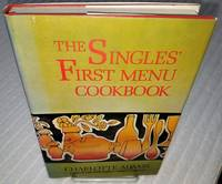 image of THE SINGLES' FIRST MENU COOKBOOK