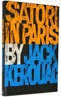 Satori in Paris by  Jack Kerouac - 1st Edition - 1966 - from Idler Fine Books (SKU: 000361)