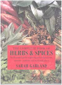 image of The Complete Book of HERBS AND SPICES .