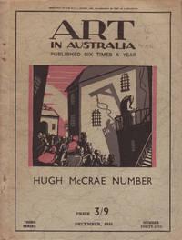 Art in Australia. Third Series Number 41