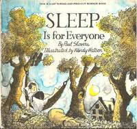 Sleep is for everyone (Let's-read-and-find-out science books) [Hardcover]