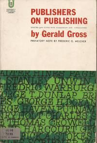 image of Publishers on Publishing