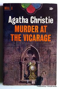 Agatha Christie by Murder At The Vicarage - Paperback - 1966 - from ThatBookGuy (SKU: 069831)