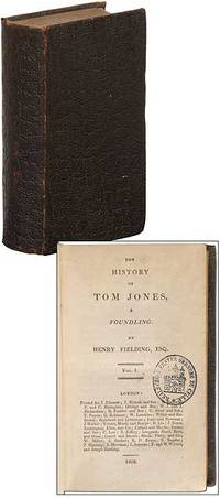 image of The History of Tom Jones, A Foundling