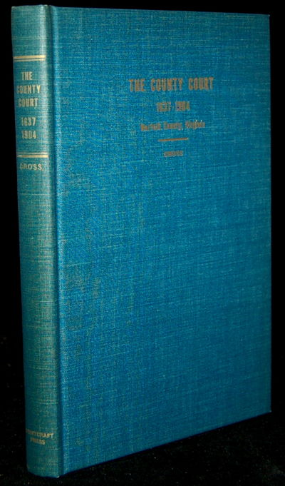 Portsmouth, A.: Printcraft Press, 1964. First Edition. Hard Cover. Fine binding. Signed. A pristine ...