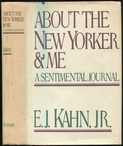 New York: G.P. Putnam's Sons, 1979. Hardcover. Very Good/Very Good. First edition. 453pp. Cloth edge...