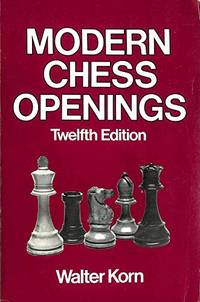image of Modern Chess Openings