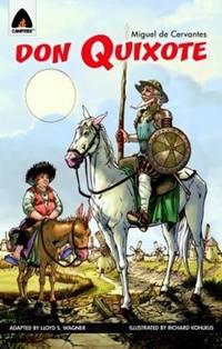 image of Don Quixote : Graphic Novel