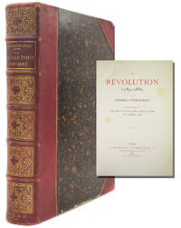 La Révolution 1789-1882. Appendices par Emm. de Saint-Albin Victor Pierre et Arthur Loth by  Charles d'Hericault - First edition - 1883 - from James Cummins Bookseller and Biblio.com