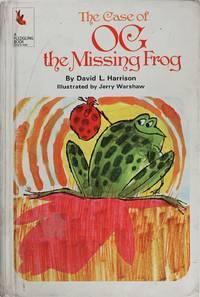 The Case of Og, the Missing Frog, (A Fledgling Book)