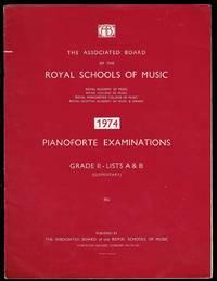 image of Pianoforte Examinations 1974: Grade II - Lists A & B