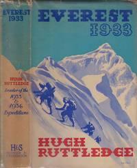 Everest 1933.