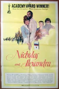 Nicholas and Alexandra - Original Folded One Sheet Movie Poster(1972)