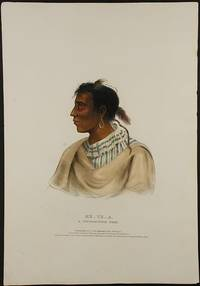 Me-Te-A, a Pottawatomie Chief