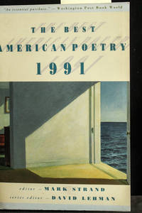 image of The Best American Poetry 1991