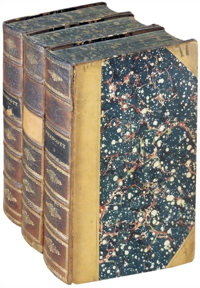 Philadelphia: J. B. Lippincott Company, 1872. Hardcover. Very Good. Hardcover. 3 volumes. Very good ...