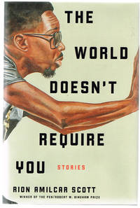 image of The World Doesn't Require You: Stories