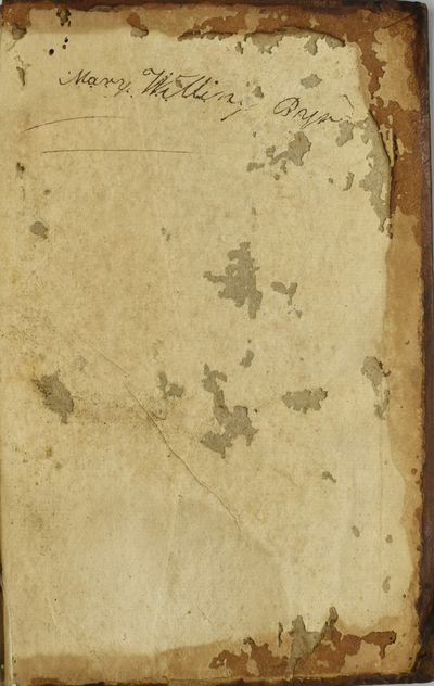 Philadelphia: Printed for the Subscribers by Robert Bell, 1772. Full Leather. Good binding. William ...