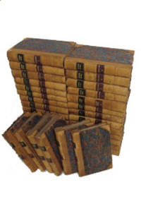 Cooper's Novels, in Thirty-Three Volumes (New Edition)