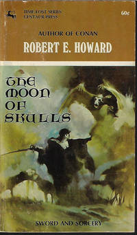 image of THE MOON OF SKULLS (Centaur Press Time-Lost Series)