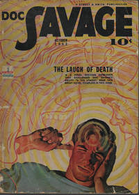 "DOC SAVAGE: October, Oct. 1942 (""The Laugh of Death"")"