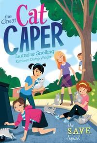 S.A.V.E. Squad Series Book 2: The Great Cat Caper Paperback