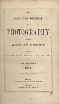 THE AMERICAN JOURNAL OF PHOTOGRAPHY AND ALLIED ARTS