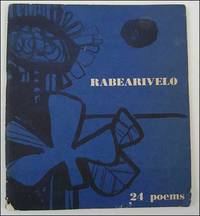 24 Poems. Jean-Joseph Rabearivelo. 1962 by Jean-Joseph Rabearivelo - First Edition - from Roz Hulse and Biblio.com