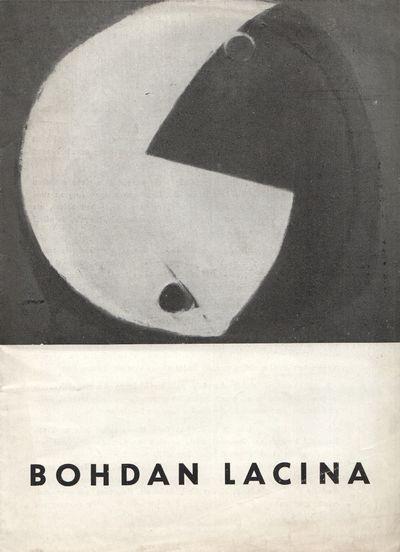 Prague: �eský fond výtvarných um�ní, 1964. Octavo (20.5 × 15 cm). Staple-stitche...