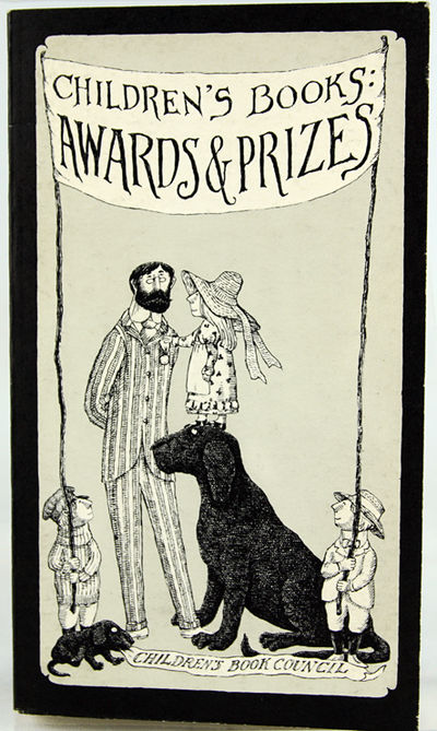 NY: The Childrens' Book Council, 1977. Gorey, Edward. Octavo. x, 198pp. Signed by Edward Gorey, who ...