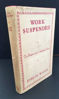 Work Suspended : Signed By The Author