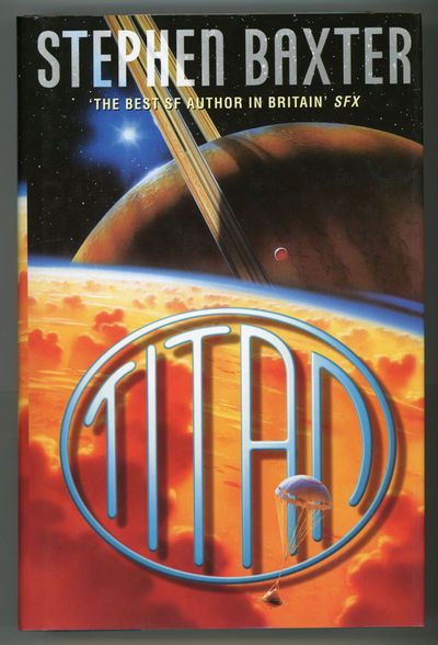 : HarperCollinsPublishers, 1997. Octavo, boards. First edition. Signed by Baxter.