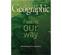 Canadian Geographic, 2000 Annual 70th Anniversary Edition
