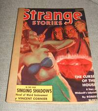 image of Strange Stories for February 1939 The First Issue Volume 1 Number 1