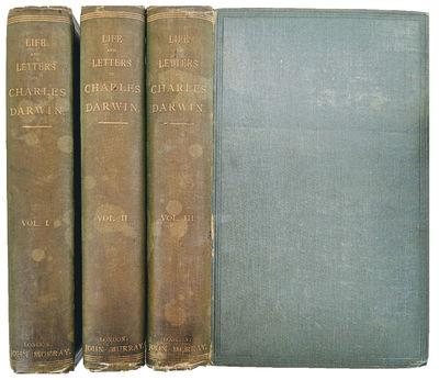 London:: John Murray, 1887., 1887. 3 volumes. 8vo. ix, , 394, ; , 393, ; iv, 418, . Frontis. portrai...