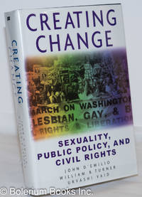 image of Creating Change: sexuality, public policy, & civil rights
