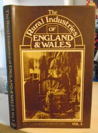 image of The Rural Industries of England & Wales. A Survey Made on Behalf of the Agricultural Economics Research Institute, Oxford. III (3, three): Decorative Crafts and Rural Potteries