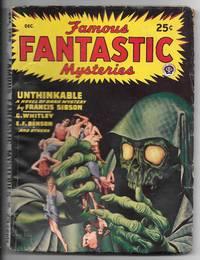 Famous Fantastic Mysteries: December, 1946