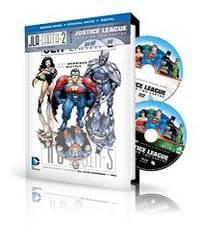 image of JLA: Earth 2 Book & DVD Set (Jla (Justice League of America))