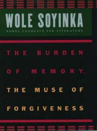 image of Burden of Memory, the Muse of Forgiveness, The  (W.E.B. Du Bois Institute)