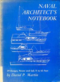 image of Naval architect's notebook