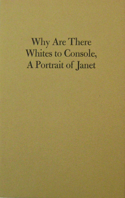 No Place: Aloe Editions, 1973. First edition. Fine. 8vo. Chapbook in fine condition in sewn printed ...