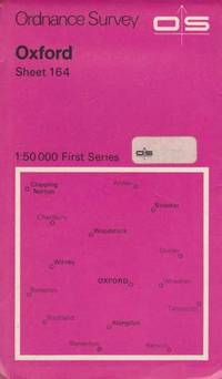 Ordnance Survey: Oxford 164 [1:50 000 First Series]