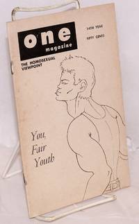 image of One Magazine; the homosexual viewpoint; vol. 14, #2, February 1966