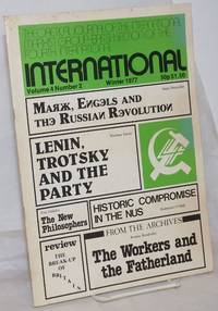 image of International [1977, Vol. 4, No. 2, Winter] Theorectical Journal of the International Marxist Group-British Section of the Fourth International