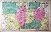 No 14. Map of The Chief Part in the Western States including Western Virginia