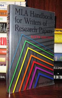 image of MLA HANDBOOK FOR WRITERS OF RESEARCH PAPERS Sixth Edition